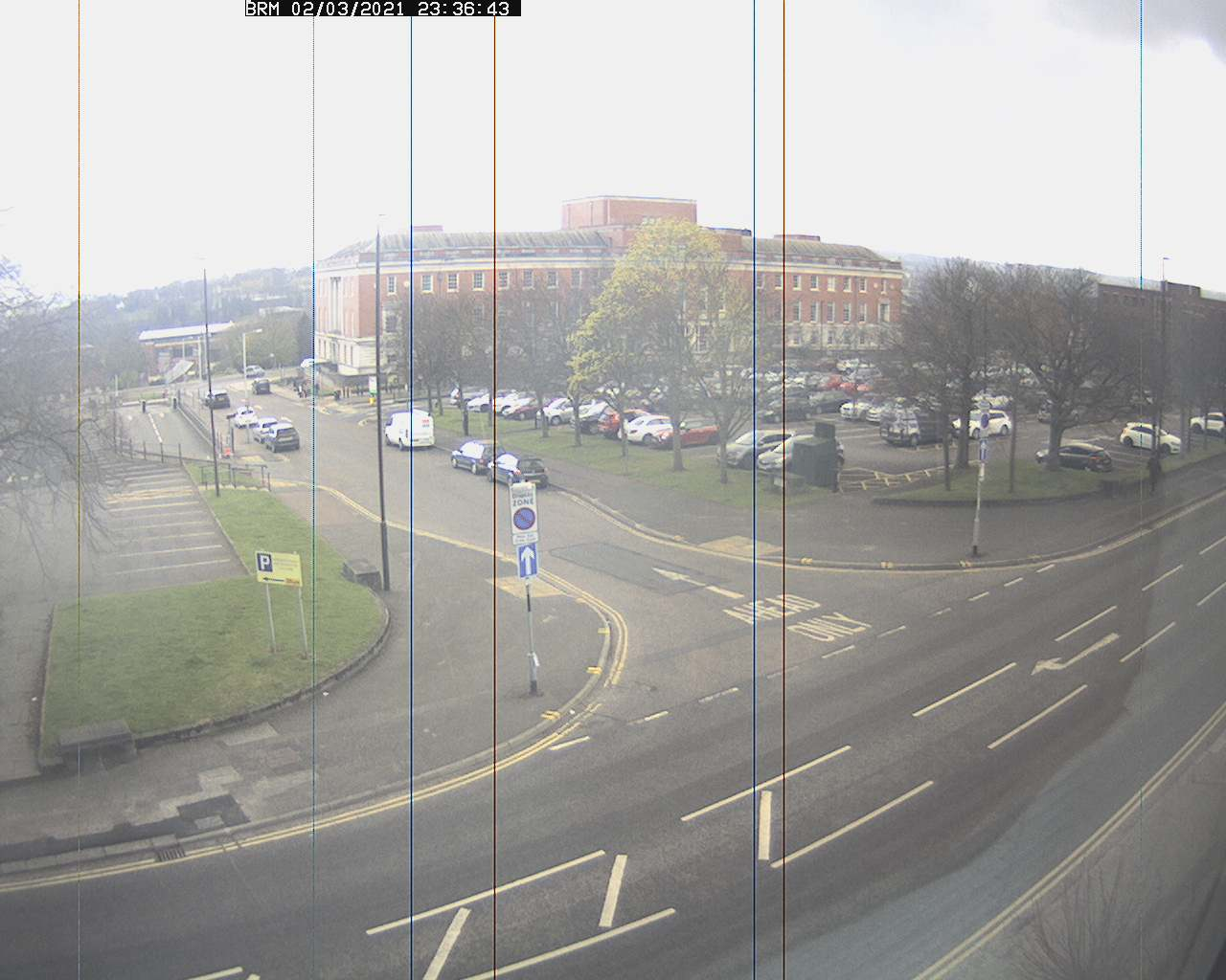 BRM webcam Chesterfield